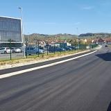 Završili radovi na izgradnji prometnice u Poslovnoj zoni Pregrade