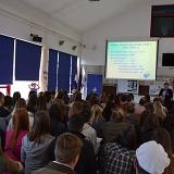 Zamjenica župana Jasna Petek održala susret s maturantima SŠ Pregrada