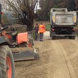 Zapo�eli radovi na sanaciji ceste Bu�in-Be�anec