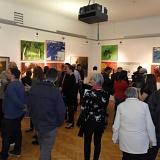 U galeriji Muzeja grada Pregrade otvorena izložba slika Tihomira Lončara
