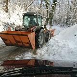 Stiže novi snijeg, zimska služba je u stanju pripravnosti