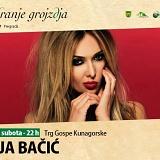 Na Trgu Gospe Kunagorske večeras koncert Lidije Bačić