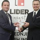 Kostel Promet d.o.o. dobitnik nagrade za najbolju malu investiciju Lider Invest 2016.