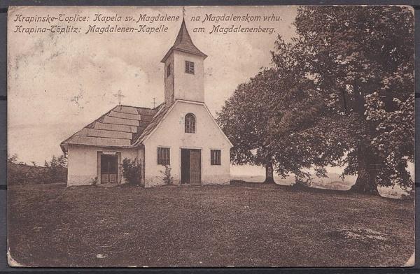 Fotografija kapelice možda čak i starija od naslovne