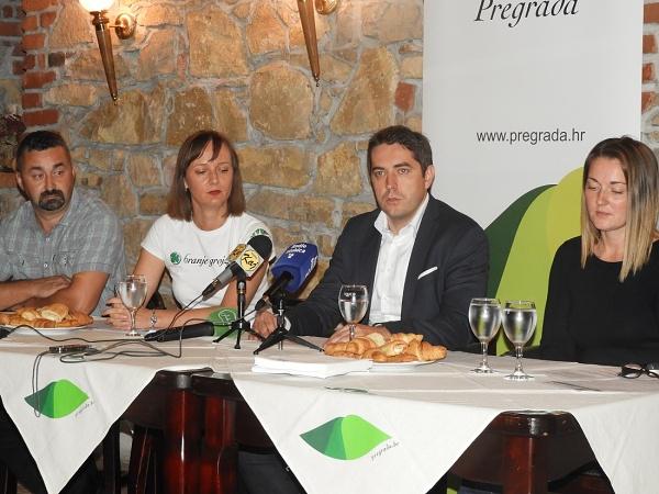Predstavljen bogat program ovogodišnjeg Branja grojzdja (Foto: pregrada.hr)